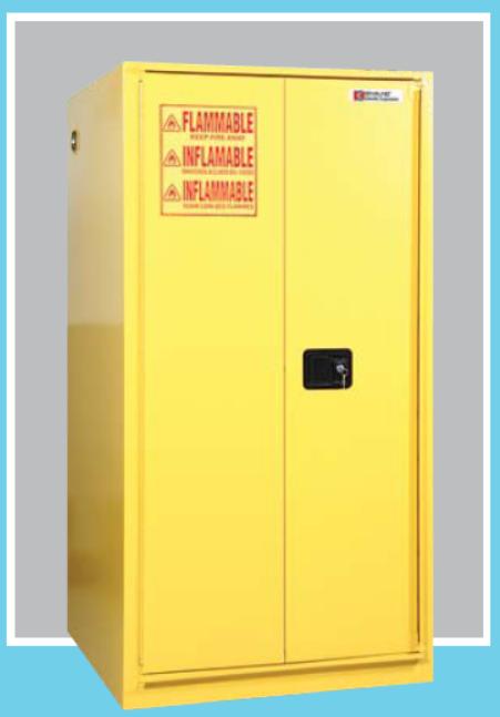 Flammable Storage 인화성 물질 보관함 1 페이지 엘엠사이언스